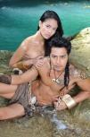 Megan Young and Zanjoe Marudo Sapphire Silang Hiyas